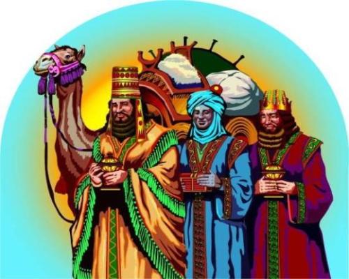 ReyesMagos2 Imágenes de los Reyes Magos