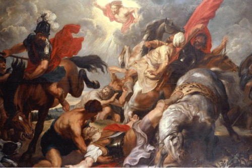 San Pablo y la conversión