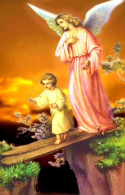 angel de la guarda Imágenes de ángeles protectores