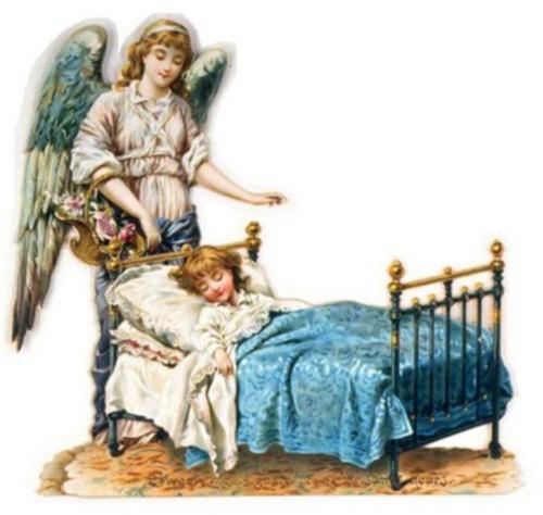 angeles ninos fondoscatolicos.blogspot.com  32 Imágenes de ángeles protectores