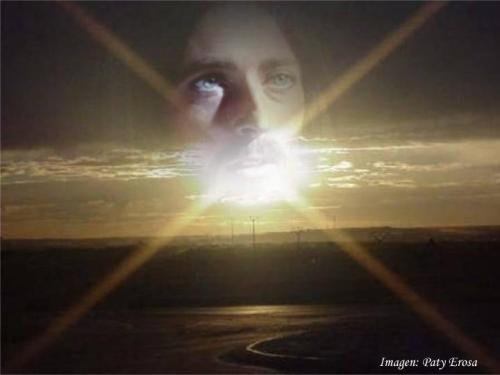 jesc3bas dentro de un paisaje Imágenes de Jesús en paisajes