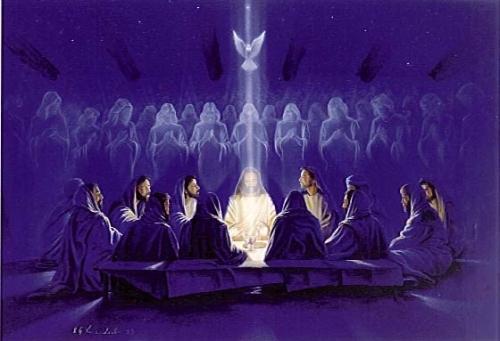 jesus y los apostoles 470097 t0 Imágenes de Jesús con los apóstoles