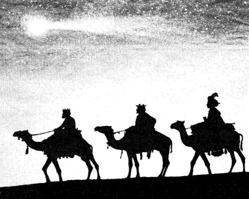 reyes magos Imágenes de los Reyes Magos