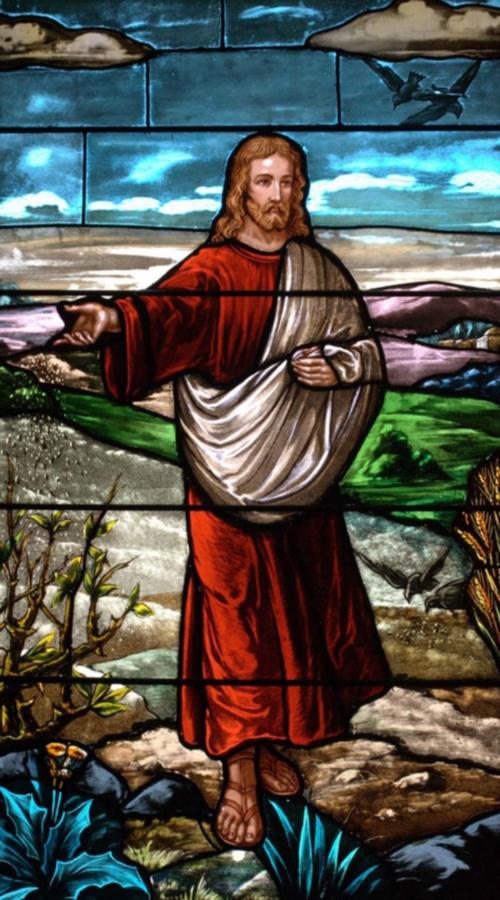 the Sowers parable Imágenes de Jesús Sembrador
