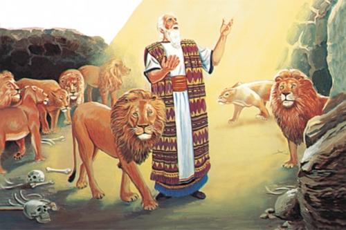 79 Imágenes de Daniel en el Foso de los Leones