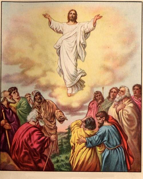 ascensic393n e1360711920895 Imágenes de Jesús ascendiendo al Cielo