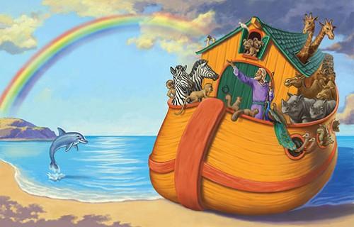 el arca de noe e1360448244773 El Arca de Noé