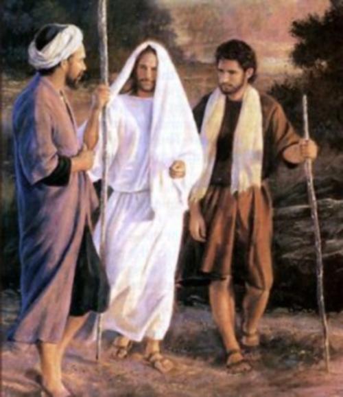 road jesus Imagenes de Jesús en el Camino de Emaus