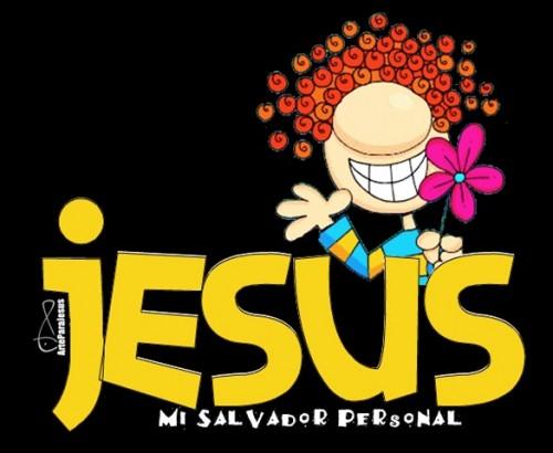 Jesus es mi salvador