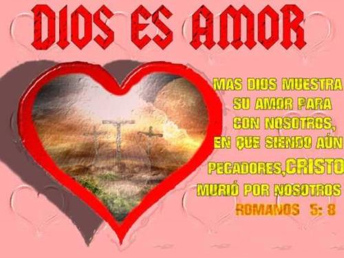 fondo 21 dios es amor Dios es Amor