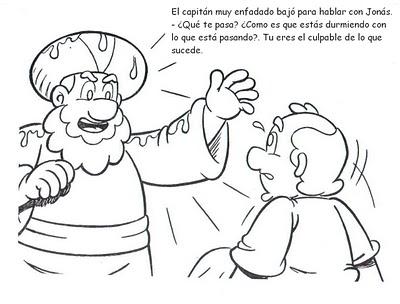 fig 7 Historia de Jonás y la Ballena