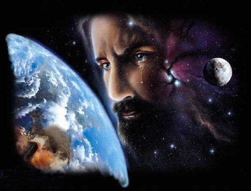 Resultado de imagen para jesus y el mundo
