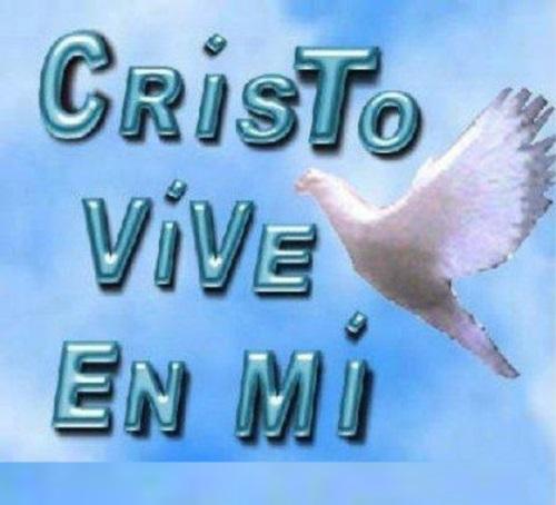 cristo vive en mi