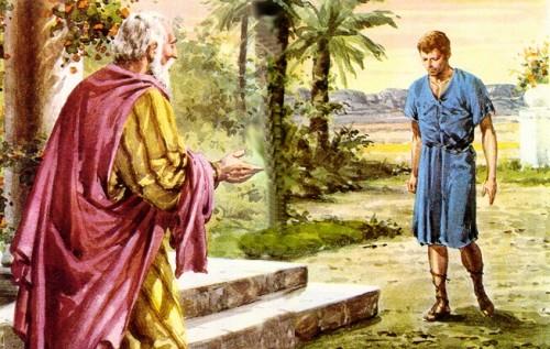 ElHijoProdigo e1373666524289 La Parábola del Hijo Prodigo