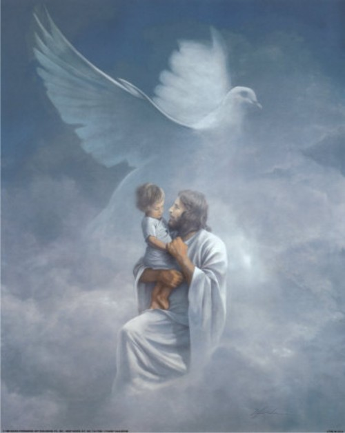 Jesús niño e1374869061369 Imágenes para evangelizar Espíritu Santo