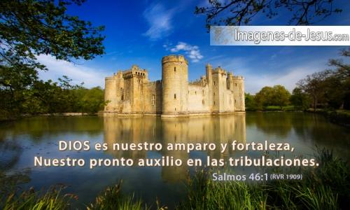 Salmo 46.1 Versículos Bíblicos para tiempos de Angustia