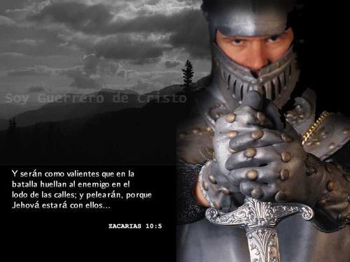 luche como soldado jesus adrian romero Luche como Soldado   Jesús Adrian Romero