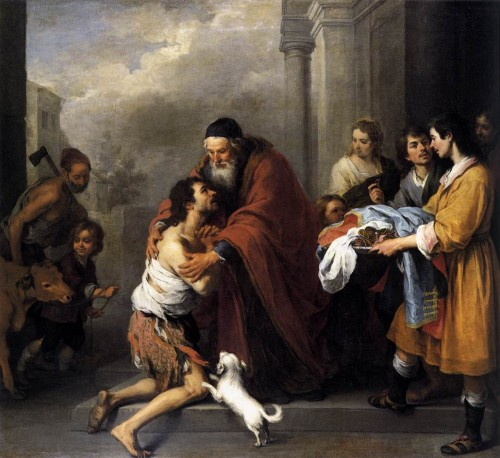 prodigal son e1373666322853 La Parábola del Hijo Prodigo