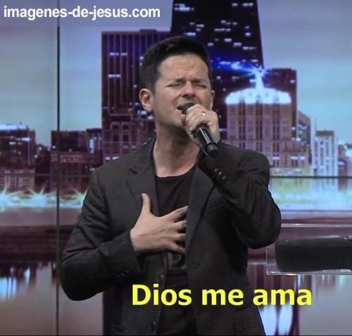 Dios me ama e1376875504740 Dios me Ama Danilo Montero