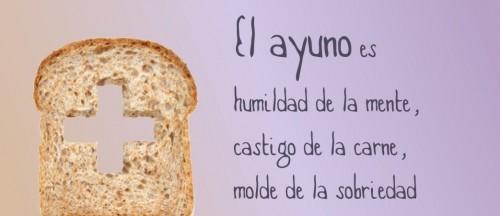 Ayuno Y Oracion Citas Biblicas Servicio Murciano Salud