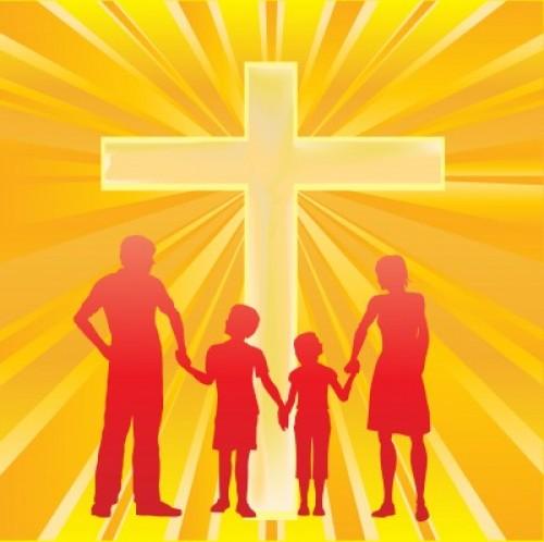 familia cristiana e1375634757843 En la cornisa   Pablo Olivares