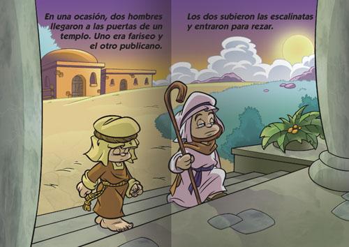 fariseo publicano El fariseo y el publicano Parábola cristiana