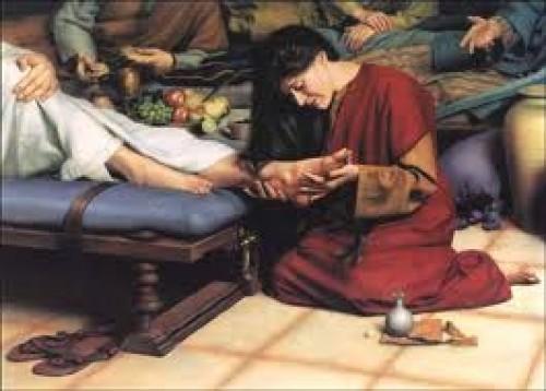 images1 e1376440637876 Perfume a tus pies Reflexión cristiana