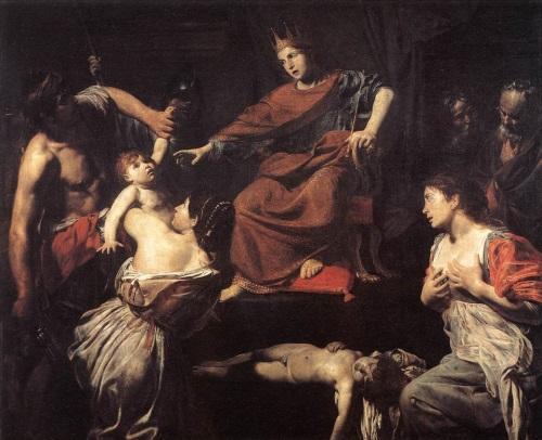solomon Imágenes de El Juicio de Salomón
