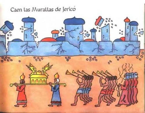 Las murallas de Jericó – La Biblia para Niños