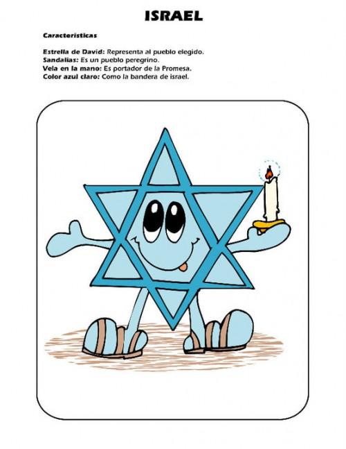 I.J 16 e1384969524237 Dibujitos para Evangelizar  La Biblia para Niños