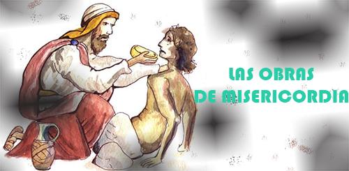 I.J 61 Las obras de Misericordia Imágenes Cristianas
