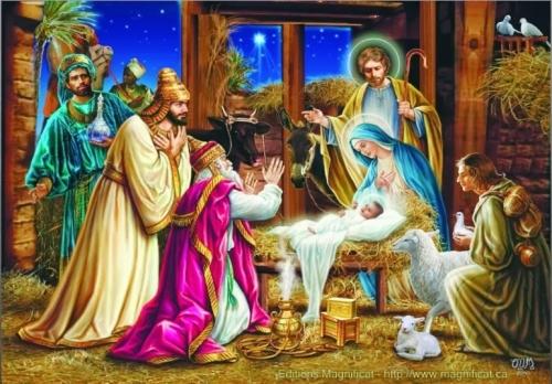 Nacimiento de jes s imagenes de jesus fotos de jesus - Figuritas para el belen ...