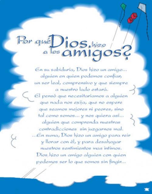 Dios-amigos