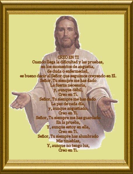 oracion a jesus