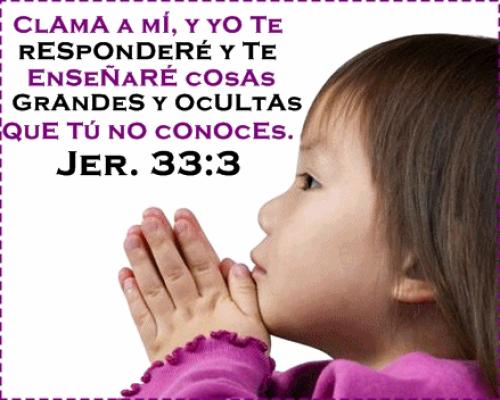 Dios dice