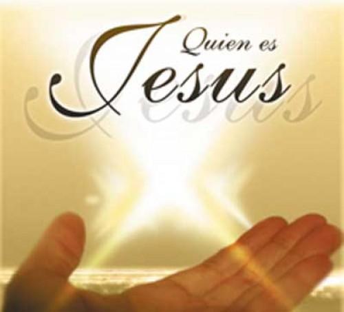 Quien fue jesus