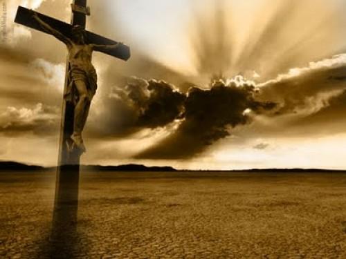 CRUCIFIXIÓN DEW JESÚS