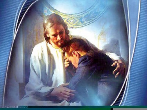 JESUS-ABRAZANDO-A-JOVEN