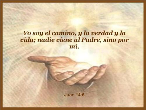Dios es mi guia
