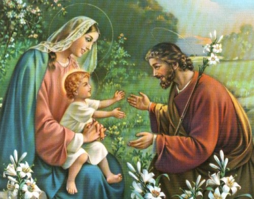 Jesús - Sagrada Familia de Nazareth