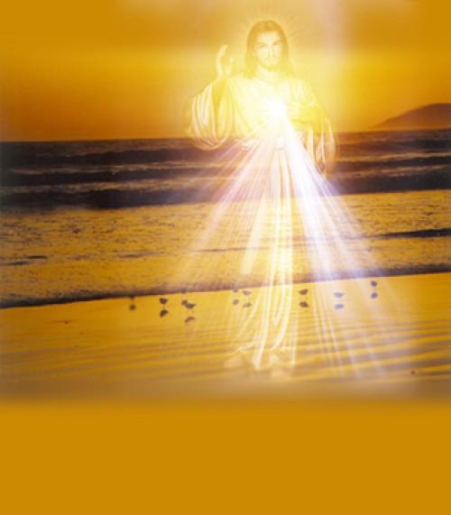 Jesus iluminado