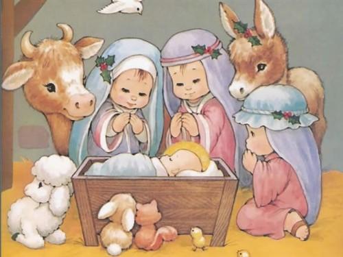 Imágenes infantiles de Jesús
