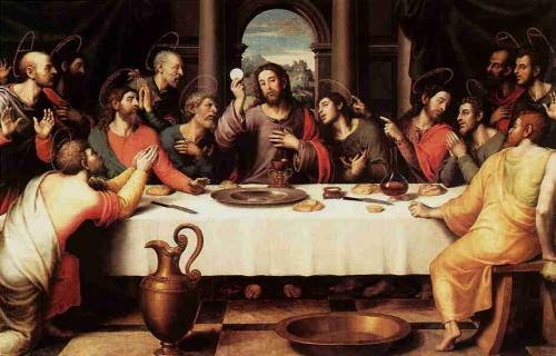 jesus y los dicipulos