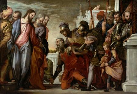 Jesús y el centurión