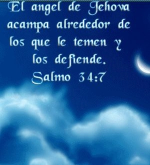Salmo 34:7-8