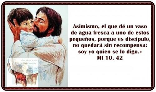 Mateo 10-42