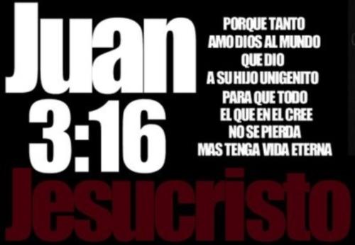 Juan  3-16