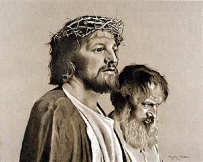 Jesus y Barrabas