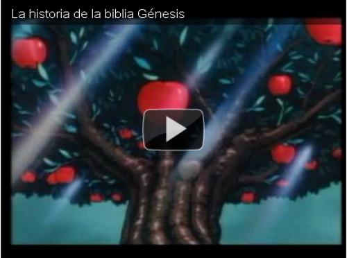 La historia de la biblia Génesis