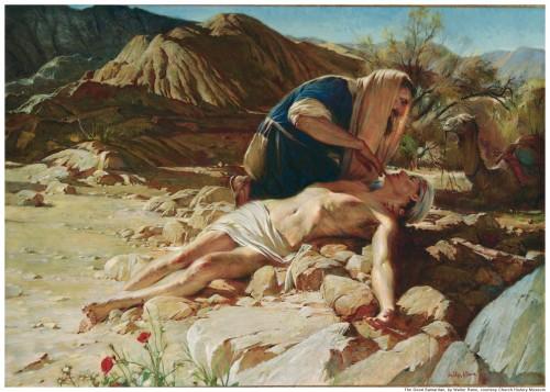 El Buen Samaritano